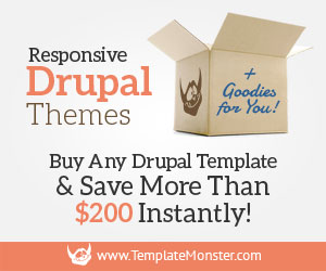 Drupal Themes | Drupal Templates