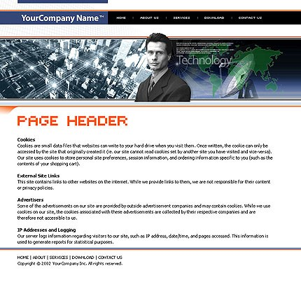 webdesign : Big, Screenshot 104