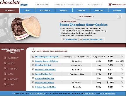 webdesign : Big, Screenshot 156