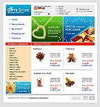 webdesign : store, game, baskets