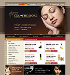 webdesign : style, cream, nail
