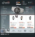 webdesign : watch, store, shop