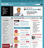 webdesign : marble, cherry, builders