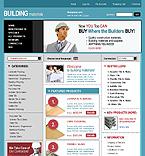 webdesign : decking, roofing, cherry