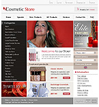 webdesign : lipstick, nail, polish