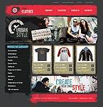 webdesign : outwear, thong, eyewear