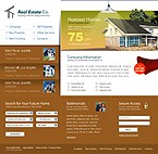 webdesign : house, constructions, broker