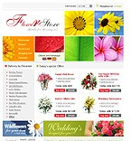 webdesign : occasions, catalog, daisy