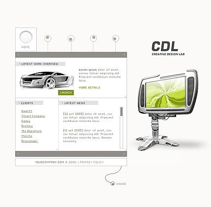webdesign : Big, Screenshot 10333