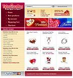 webdesign : valentine's, kit, memories