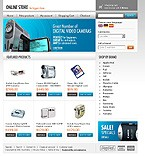 webdesign : online, card, Canon