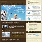 webdesign : info, broker, construction
