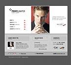 webdesign : lawyer, case, strategy