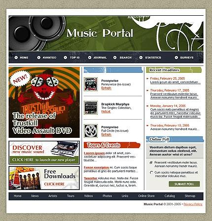 webdesign : Big, Screenshot 10435
