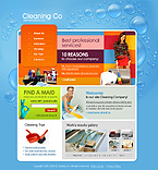 webdesign : cleaning, services, window