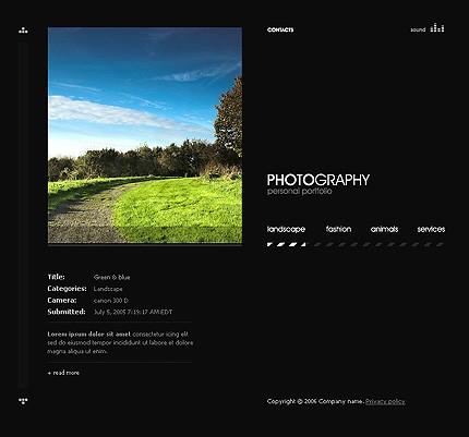 webdesign : Big, Screenshot 10595