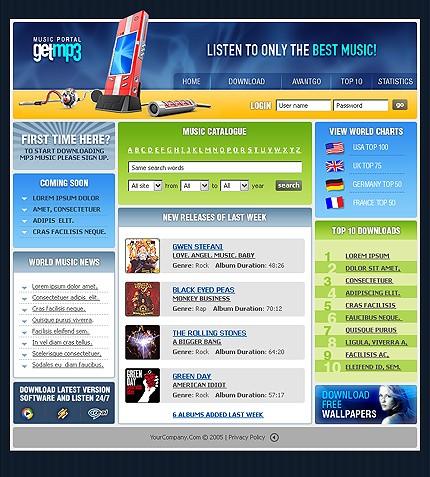 webdesign : Big, Screenshot 10638