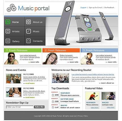 webdesign : Big, Screenshot 10639