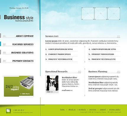 webdesign : Big, Screenshot 10651