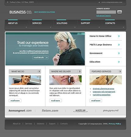 webdesign : Big, Screenshot 10659