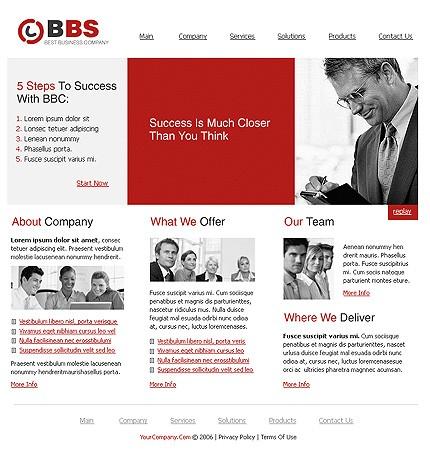 webdesign : Big, Screenshot 10670