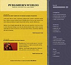 webdesign : articles, events, visitors