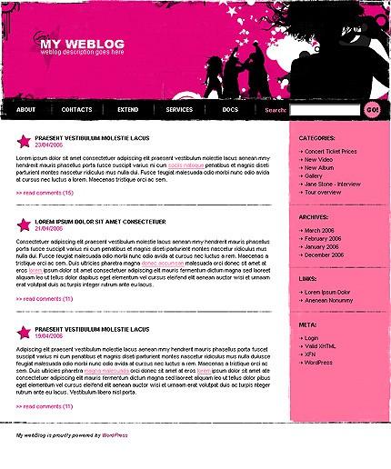 webdesign : Big, Screenshot 10783