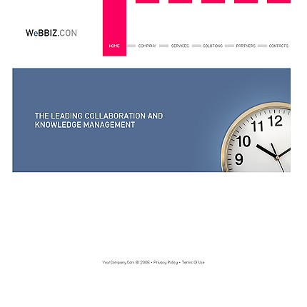 webdesign : Big, Screenshot 10908