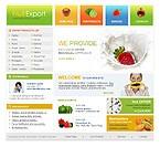 webdesign : collection, peach, garlic