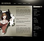 webdesign : blog, events, journal