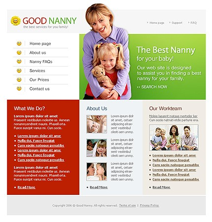 webdesign : Big, Screenshot 10976