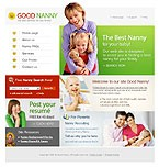 webdesign : good, nanny, price