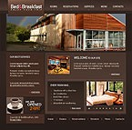 webdesign : accommodation, rent, rooms