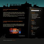 webdesign : webpage, gallery, visitors
