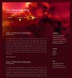 webdesign : gallery, stars, omen