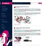 webdesign : friends, archive, visitors