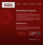 webdesign : solution, analytic, product