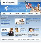 webdesign : campaign, member, vote