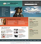 webdesign : proeducation, faculty, knowledge