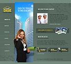webdesign : brick, broker, apartment