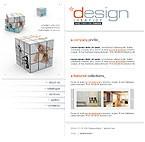 webdesign : team, portfolio, sofa