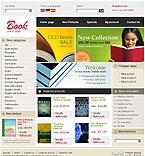 webdesign : reading, novelty, best-sellers