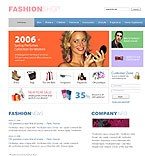 webdesign : items, dress, shirts