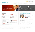 webdesign : company, solution, project