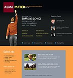 webdesign : school, course, enrolment