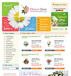 webdesign : exclusive, services, chamomile