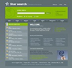 webdesign : portal, on-line, keyword