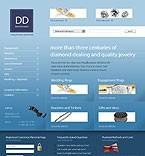 webdesign : art, jewelry, silver