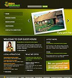 webdesign : bed, local, rent