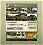 webdesign : garden, team, services